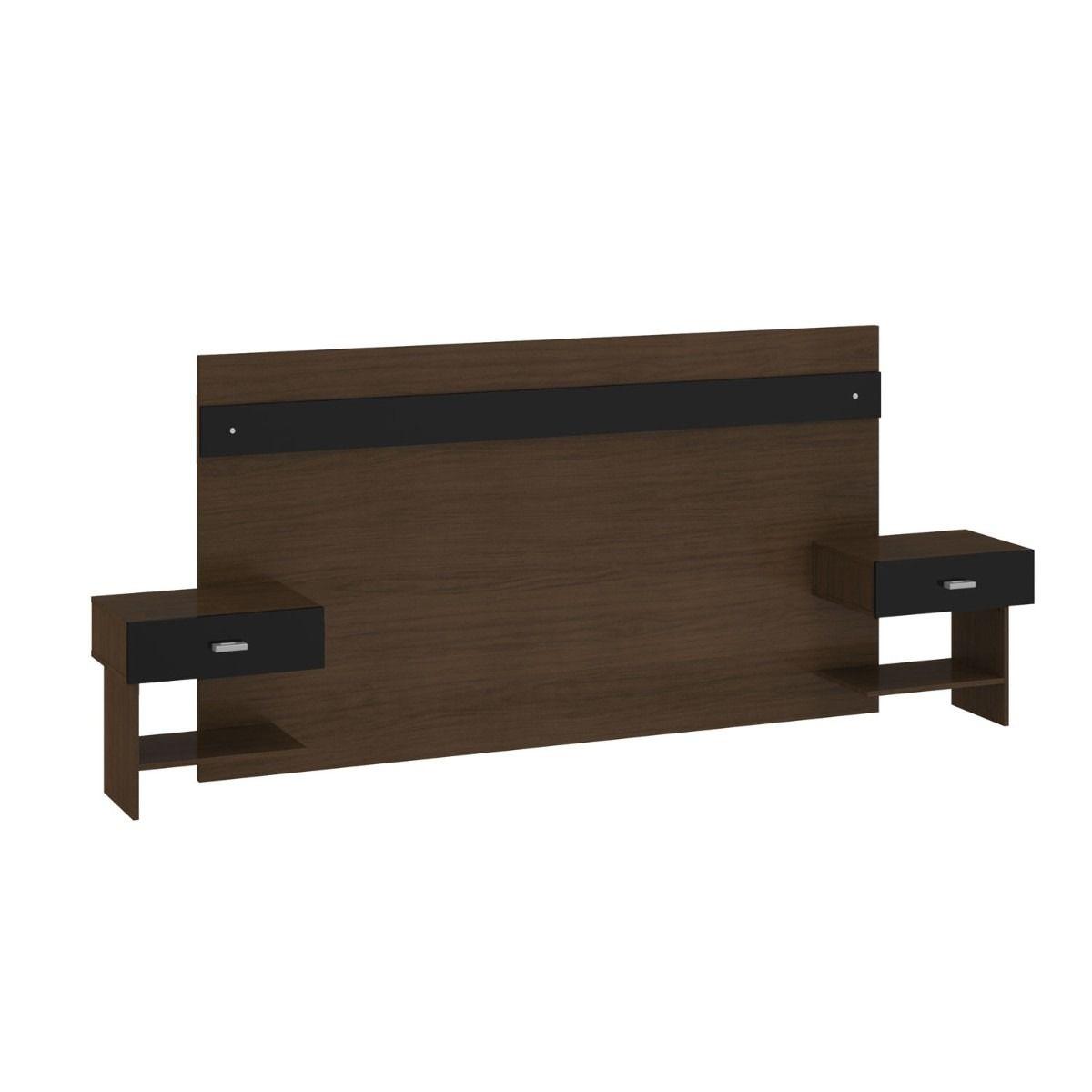 respaldo de sommiers cama mesas de luz 2 plazas y 2 1