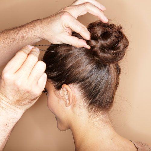 Frisuren lange haare eindrehen