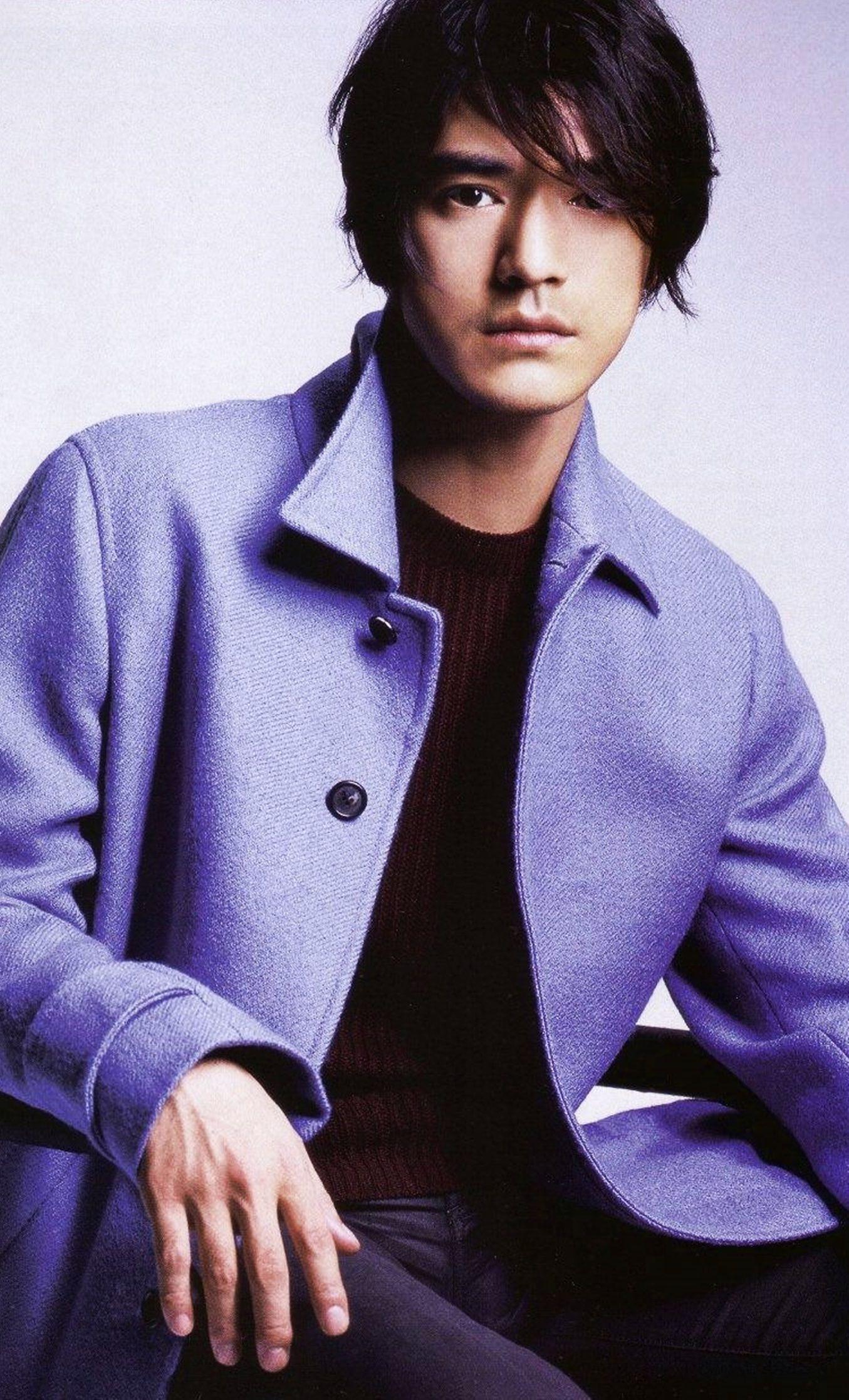 Kaneshiro Takeshi.