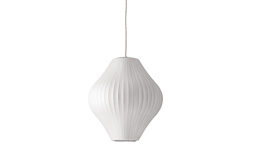 Design Within Reach Nelson Pear Pendant Lamp Bohemian