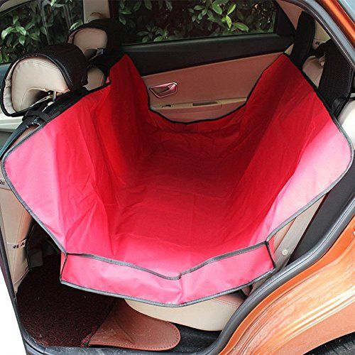 CocoPet Pet Seat Cover for Car Seats Waterproof and Washable Hammock Style Cover Protects Car Back Seats from Dog Fur Mud Scratches ** Want to know more, click on the image.(This is an Amazon affiliate link)
