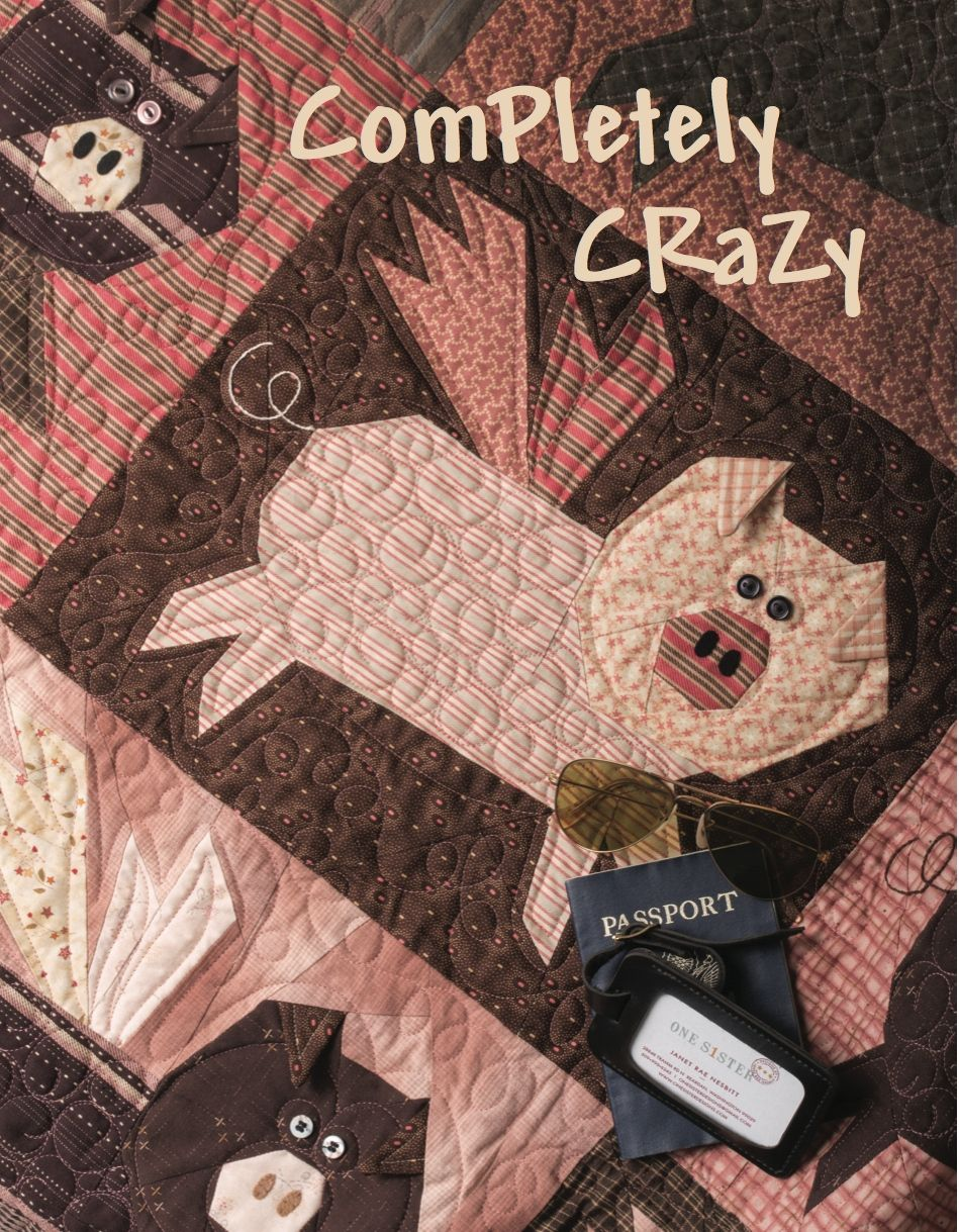 continually crazy: A watched pot never boils...that's just ... : barn quilts book - Adamdwight.com
