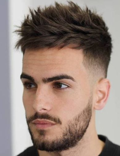 Exclusive Cool Haircuts In 2020 Men Haircut Styles Thick Hair Styles Undercut Fade Hairstyle