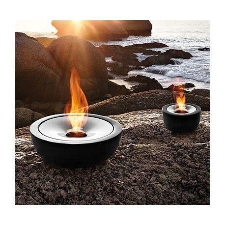 cheminee bio ethanol de table fuoco by blomus - Cheminee De Table Ethanol