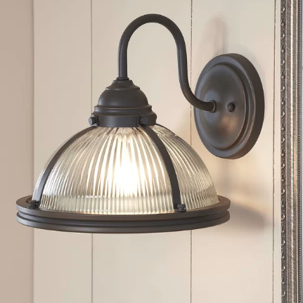 The Shearwater Wall Sconce Embody Jeffrey S Love Of Easy Coastal Living His Lighter Sconce Option Combine Anti Modern Farmhouse Interiors Sconces Wall Sconces