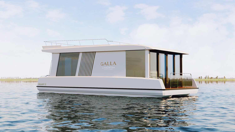Hausboot Gallaxy 12, Hausboot mieten, Hausboot kaufen
