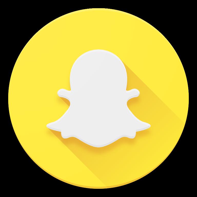 Snapchat Circle Logo Png Snapchat Logo Instagram Logo Circle Logos