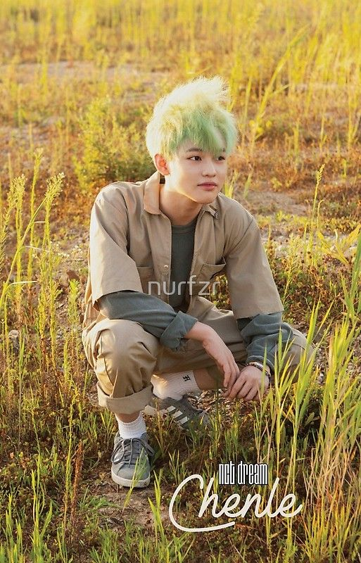 Nct Dream Chenle We Go Up Iphone Case By Nurfzr Nct Dream