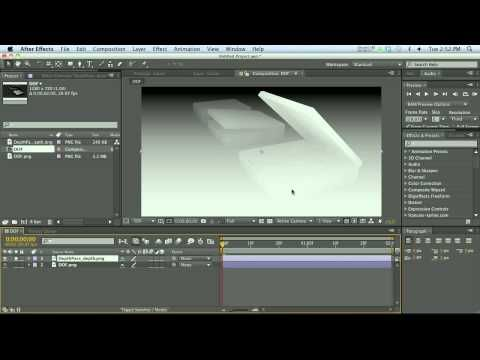 C4D/AE Tut: Depth Passes Made Easy + Frischluft Lenscare and