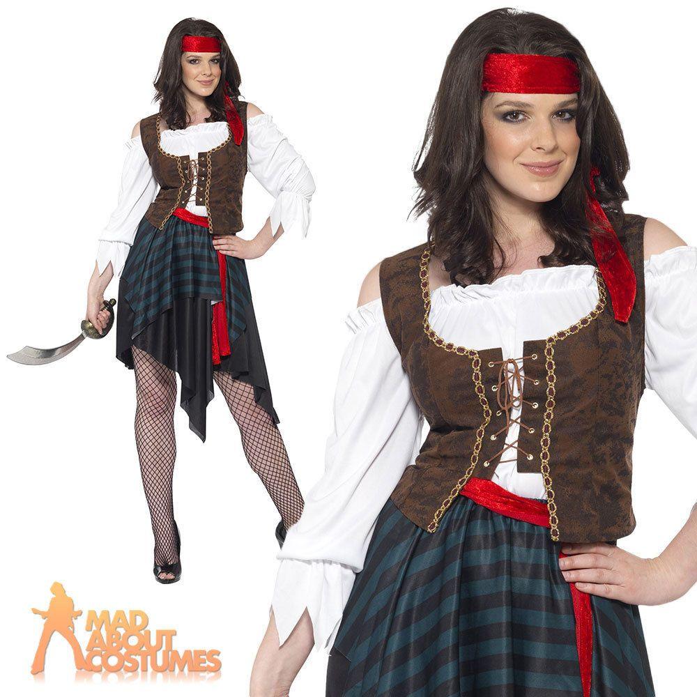 School Girl Pirate Costume Pinterest Ladies Costumes