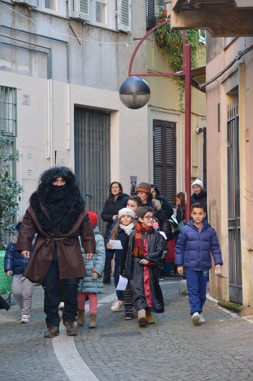Vestito nero capodanno in ciociaria