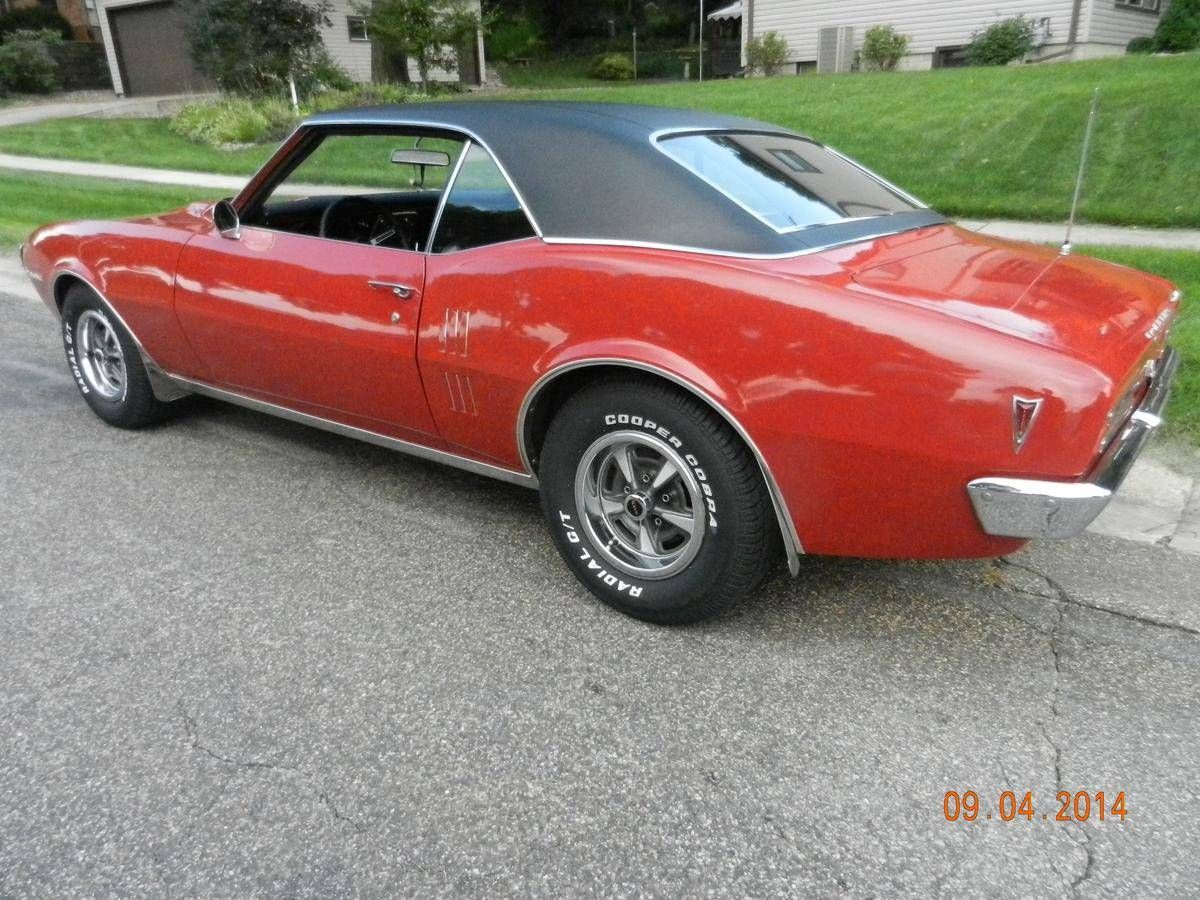 Www firebirdforsale com 1968 pontiac firebird for sale red w black vinyl