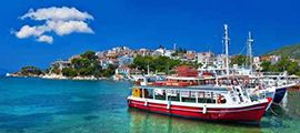 Athens one-day cruise to 3 Islands: Hydra, Poros, Aegina The full-day cruise from Athens to Aegina, Hydra and Poros islands is one of the most memorable and unique experiences you will have in Greece.