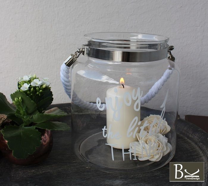 Verkauf über Ebay (bk-trenddesign_de) Windlicht Landhaus