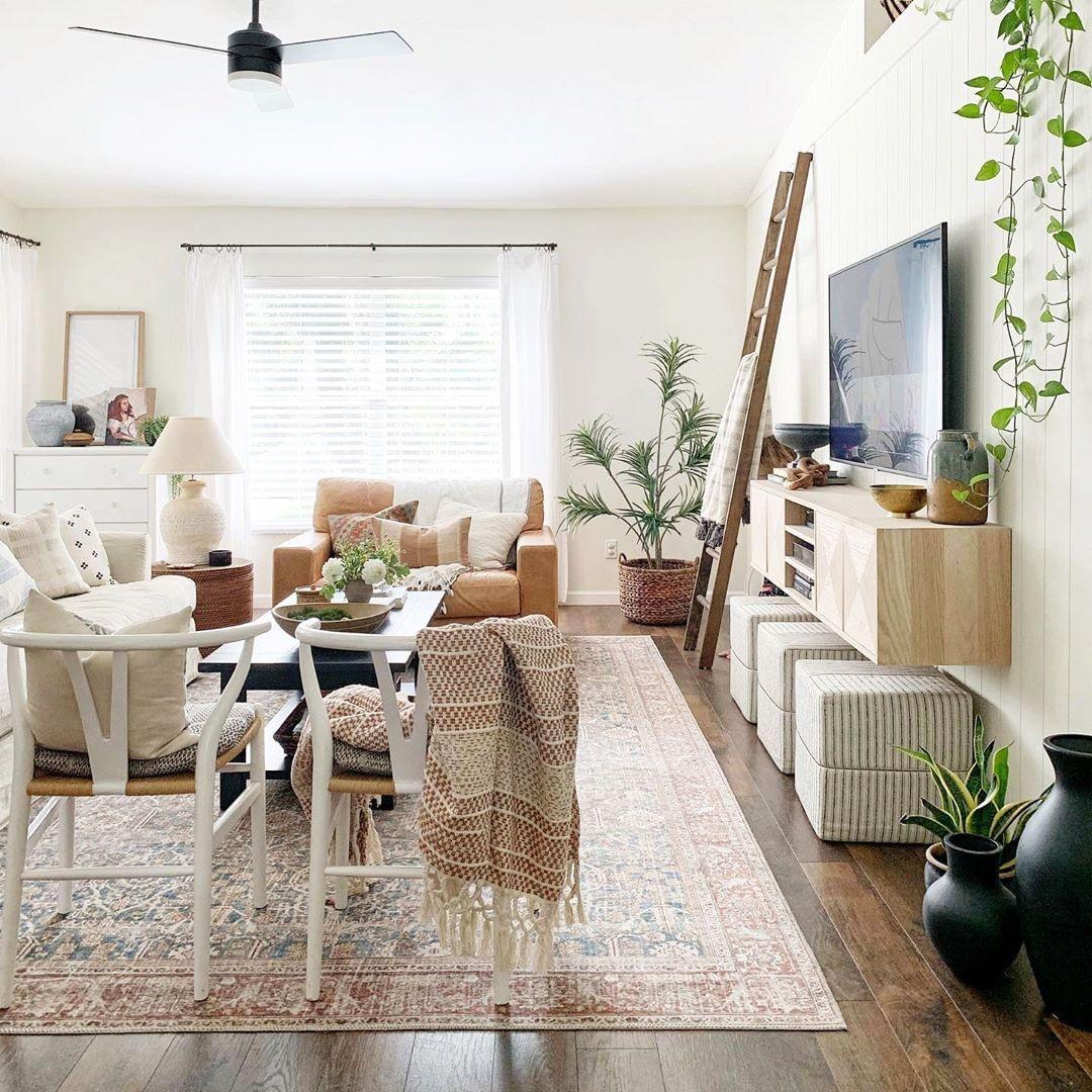 17 Beautiful Home Decor Ideas For Modern Living Room On A Budget in 2020   Living  room on a budget, Modern living room interior, Home decor