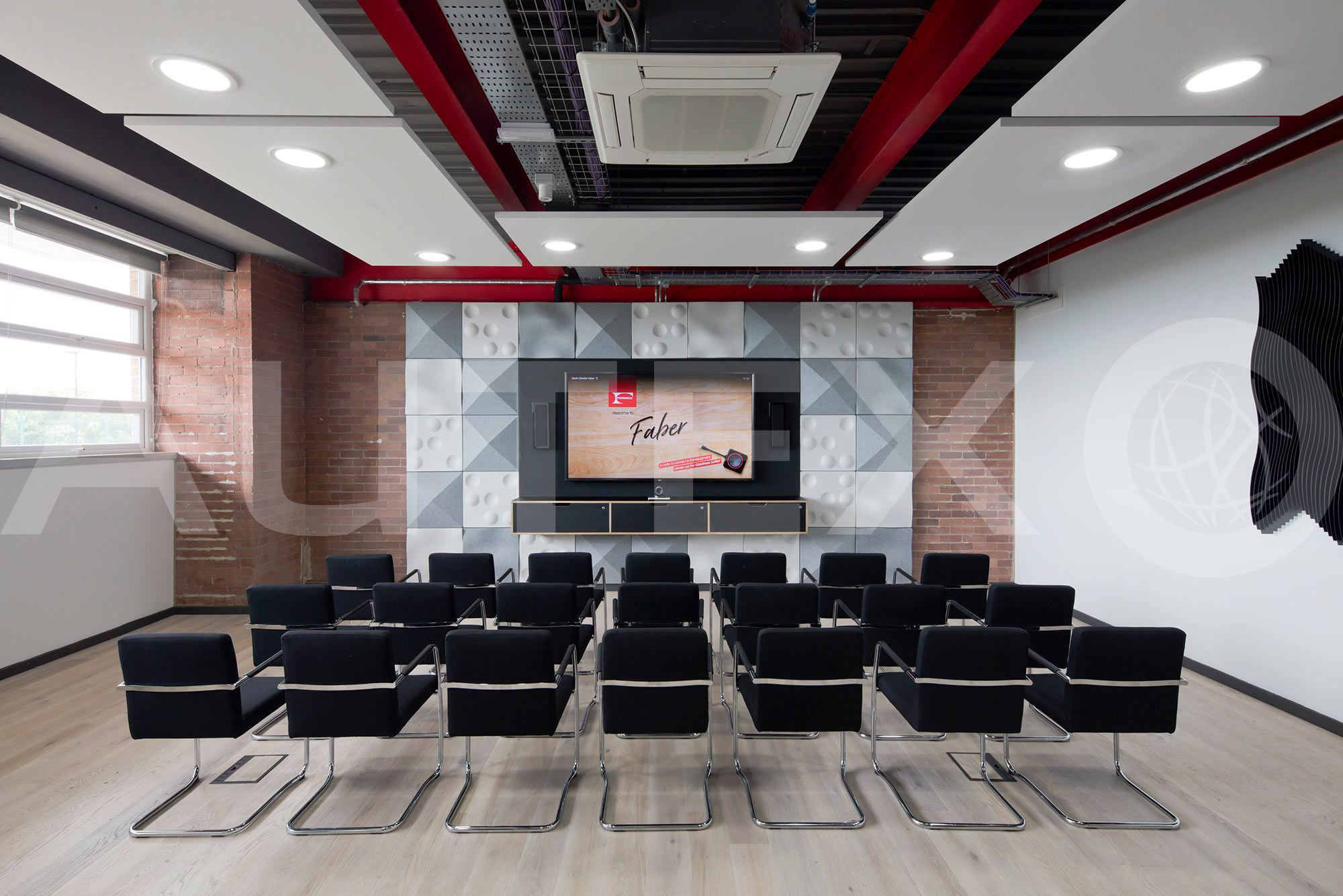 Autex Interior Acoustics Quietspace 3d Tiles Formica Head