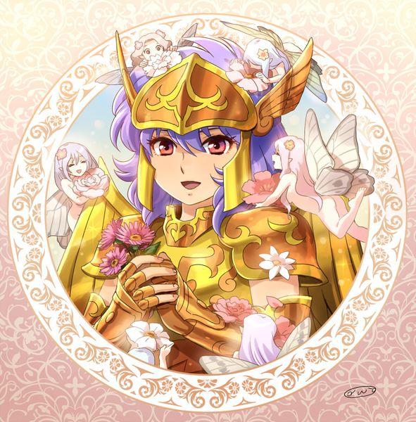 海魔女ソレント   Siren Sorrento   Saint Seiya - Poseidon Arc   http://www.pixiv.net/member.php?id=122731