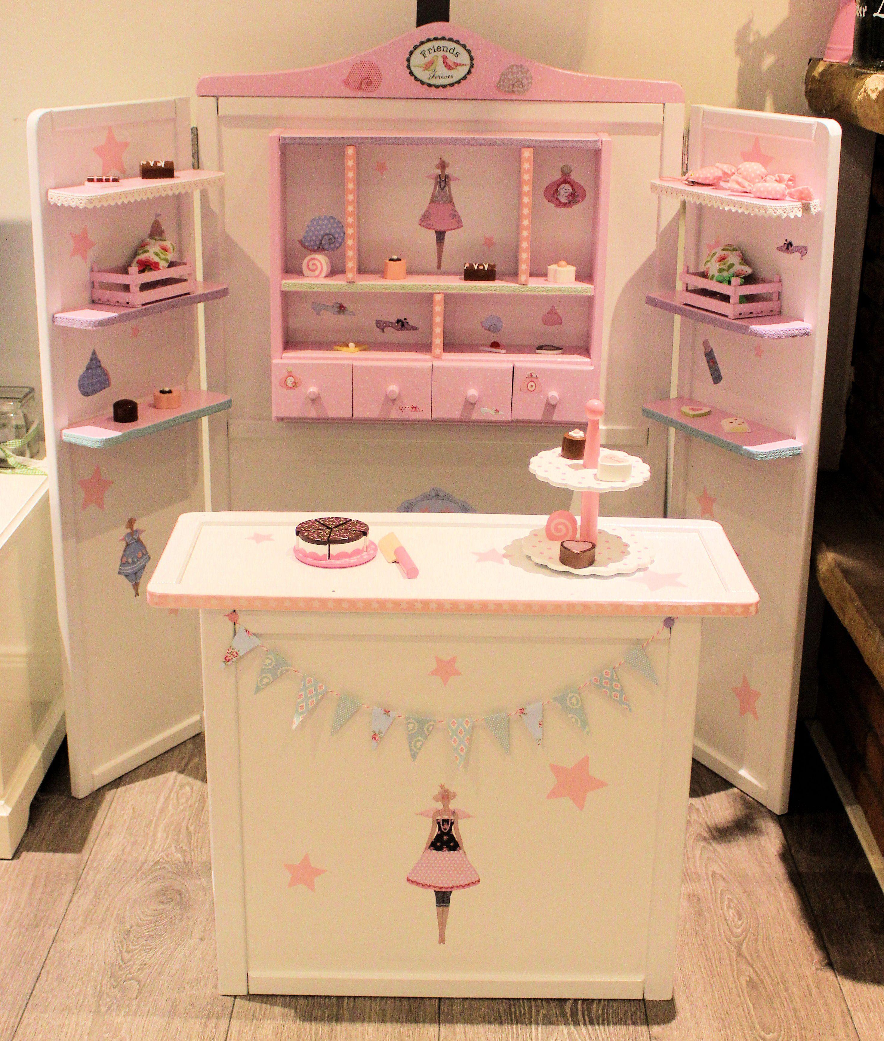 kaufladen weiß rosa tilda shabby | domis pusteblume | pinterest