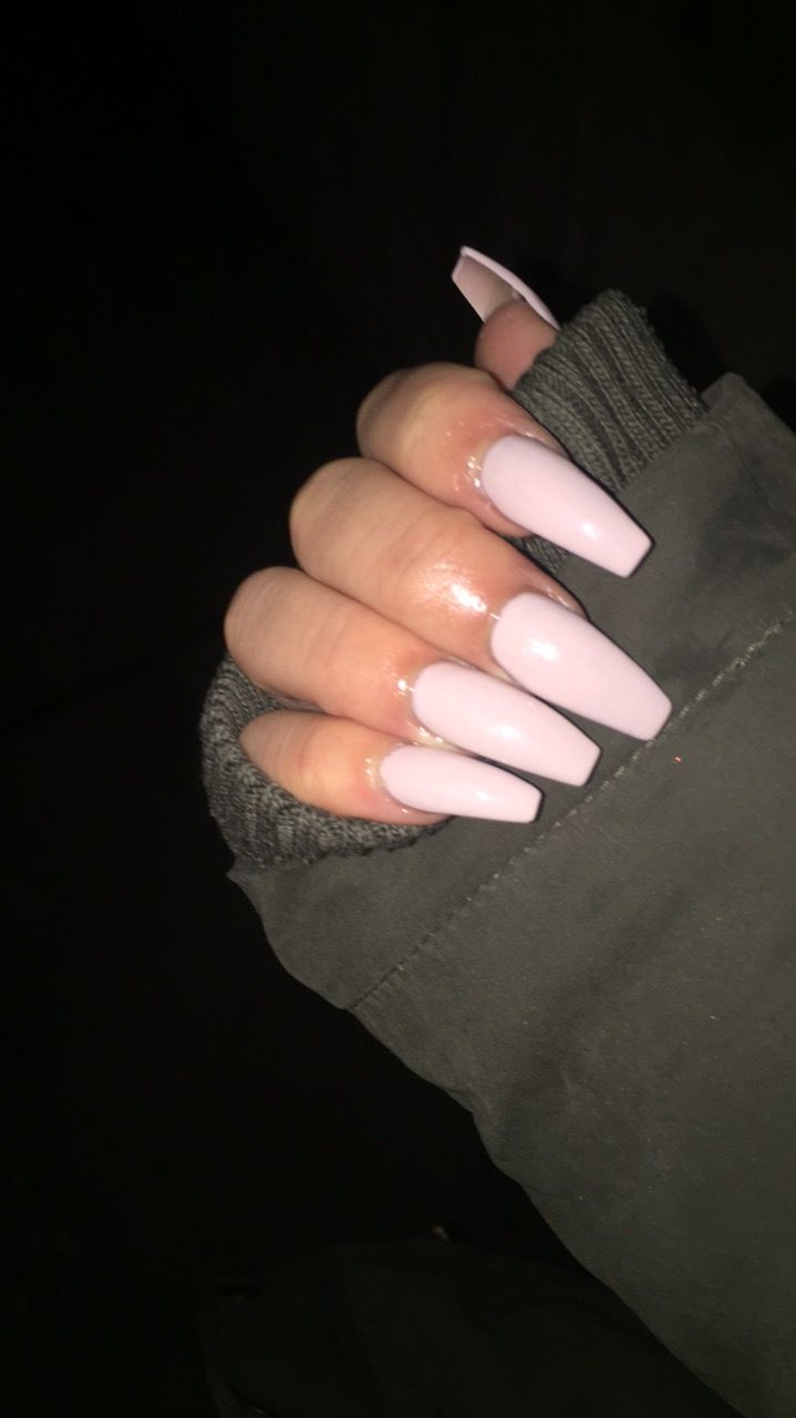 Truubeautys Tumblr Acrylic Nails Pretty Nails Pink Acrylic Nails