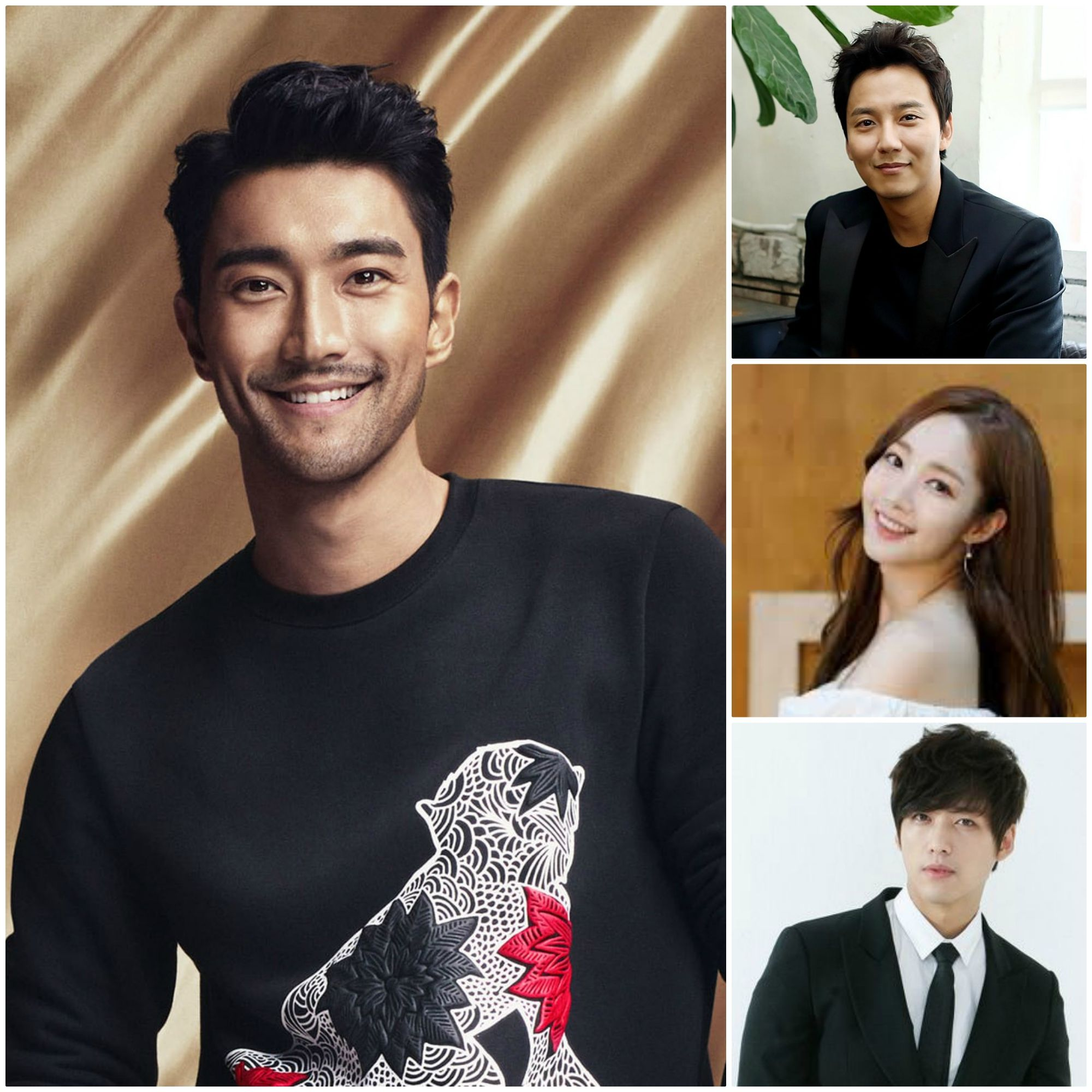 Top 5 most searched actors/actresses on Good Data Corporation in the first week of April