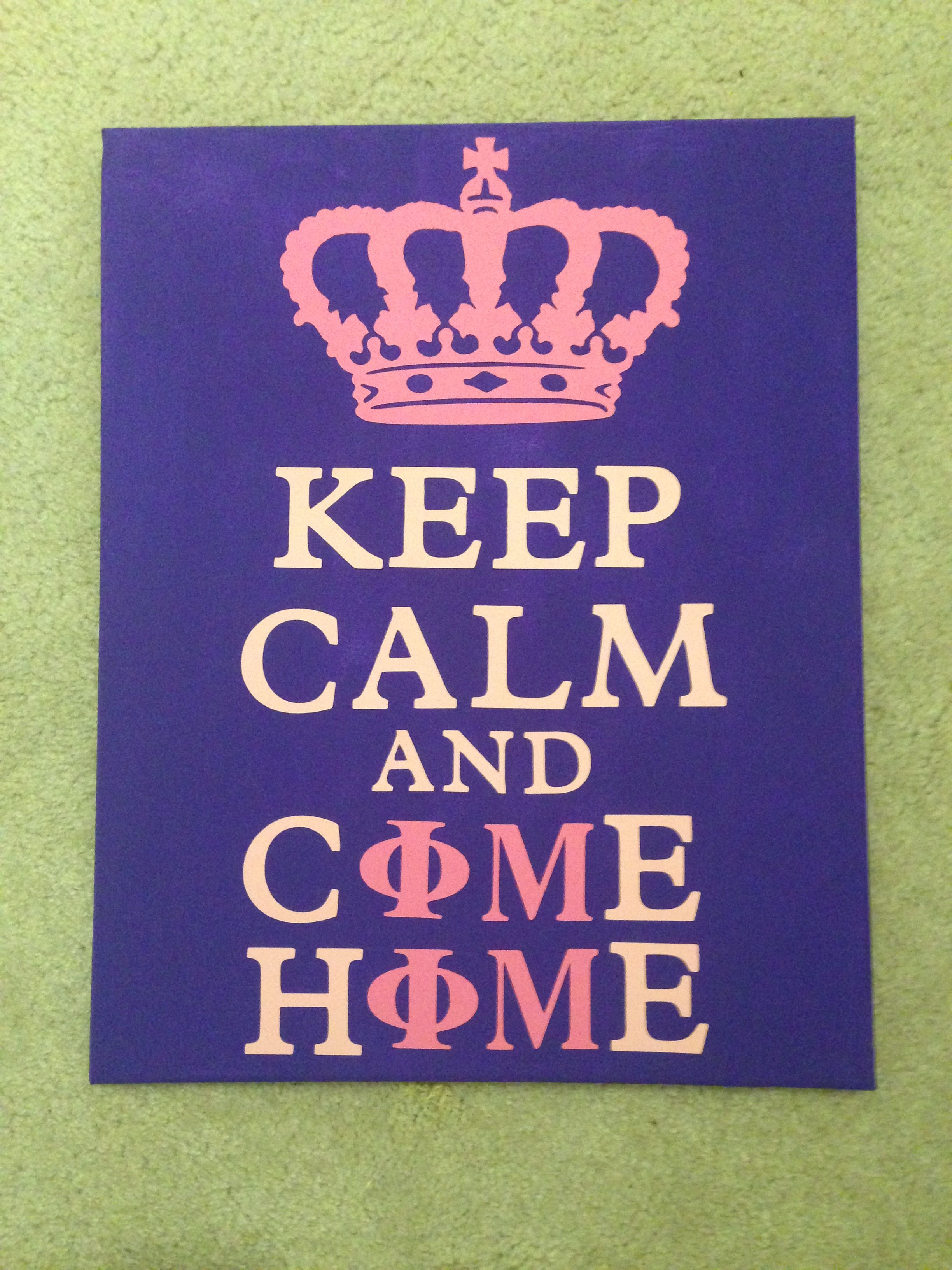 keep calm and go Tri delta?   crafting   Pinterest