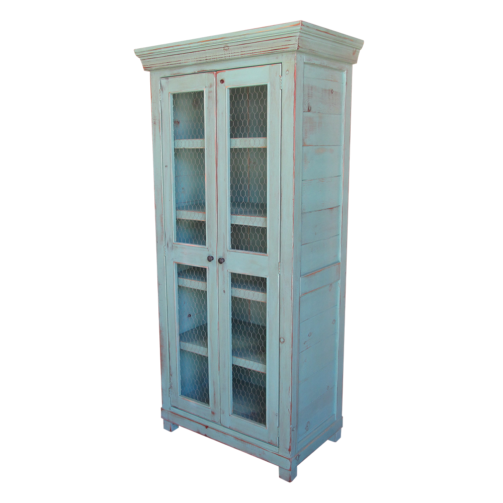 Vintage Mill Werks, Our Sonoma Display Cabinet is an extremely ...