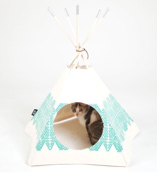 tipi pour chat id e diy pinterest tipi cat and dog. Black Bedroom Furniture Sets. Home Design Ideas