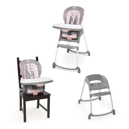 Portable High Chair Walmart Modified Stand Test Ingenuity Trio 3 In 1 Ansley Com Baby Budget