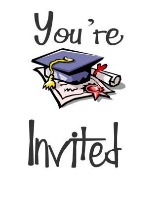 Free Graduation Invitations - How to Create Your Own Step guide