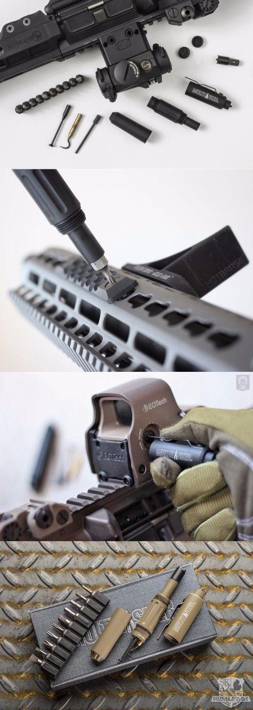 Multitasker Twist Gunsmithing EDC Rifle Maintenance Multi
