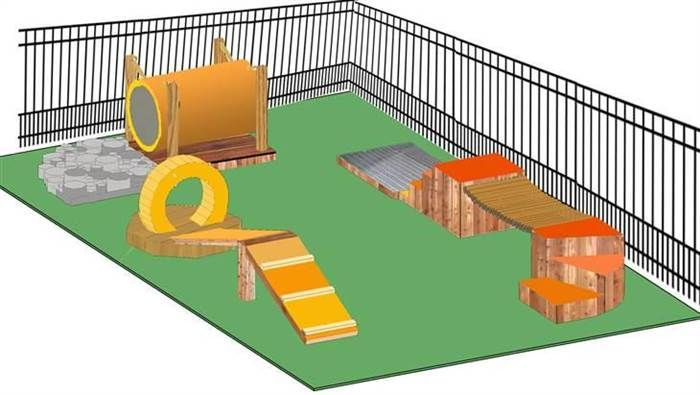 See Wrangler's plaza play space — and learn how to create ...