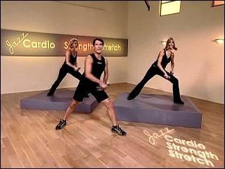 scvtv jazzercise workout video 24  workout videos