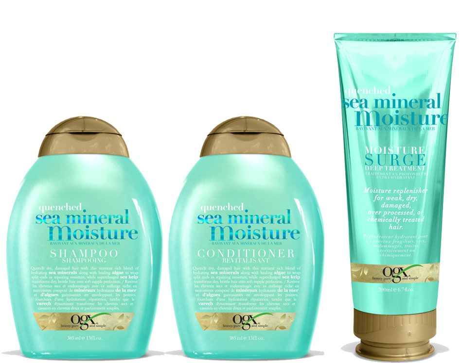 Sulfate Free Shampoos And Conditioners