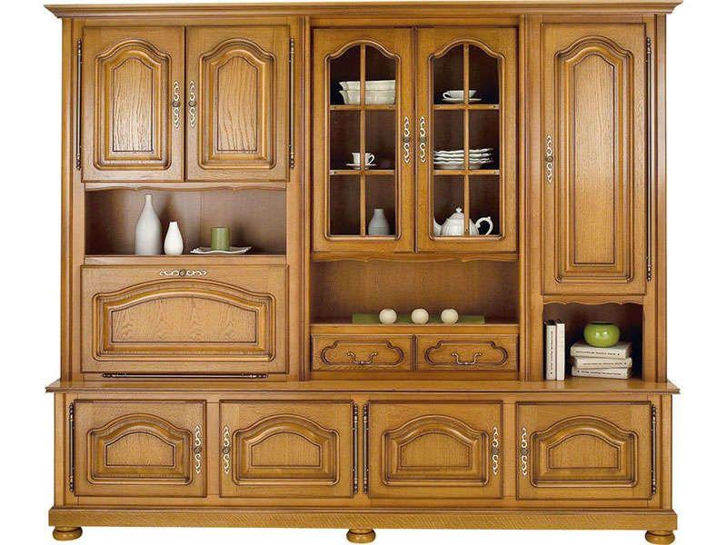 Meuble sejour conforama meuble salle de sejour conforama for Buffet toscane conforama