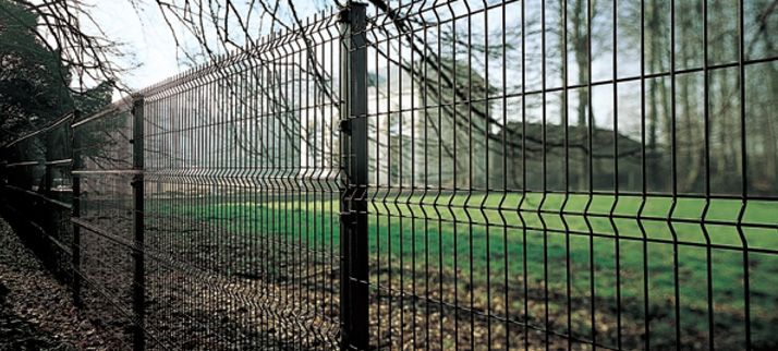 Welded Wire Panel Fence Wire Fence Panels Wire Fence Mesh Fencing