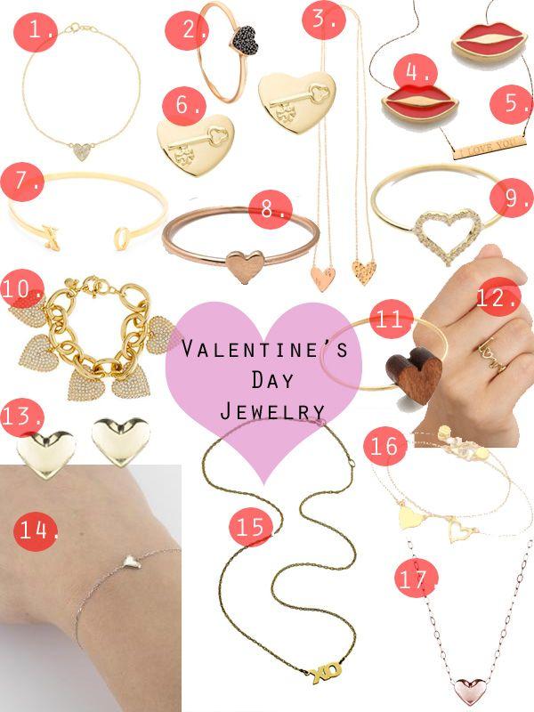 Jolie Jouel: Best Of: Valentine's Day Jewelry