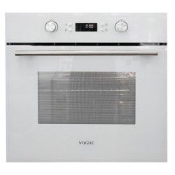 VOGUE White Wall Oven * 9 Function * 65L Trade Depot NZ