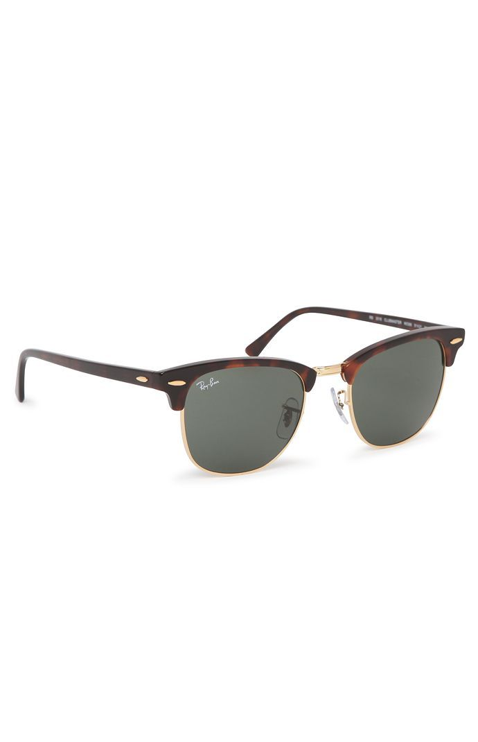 Ray-Ban Clubmaster Sunglasses | Fashion | Pinterest | Sunglasses ...