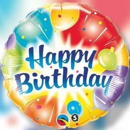 Happy Birthday Splash
