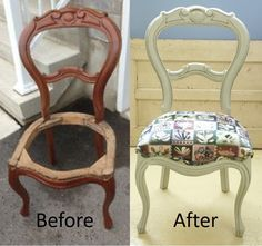 Restored & remodelled with a distress finish