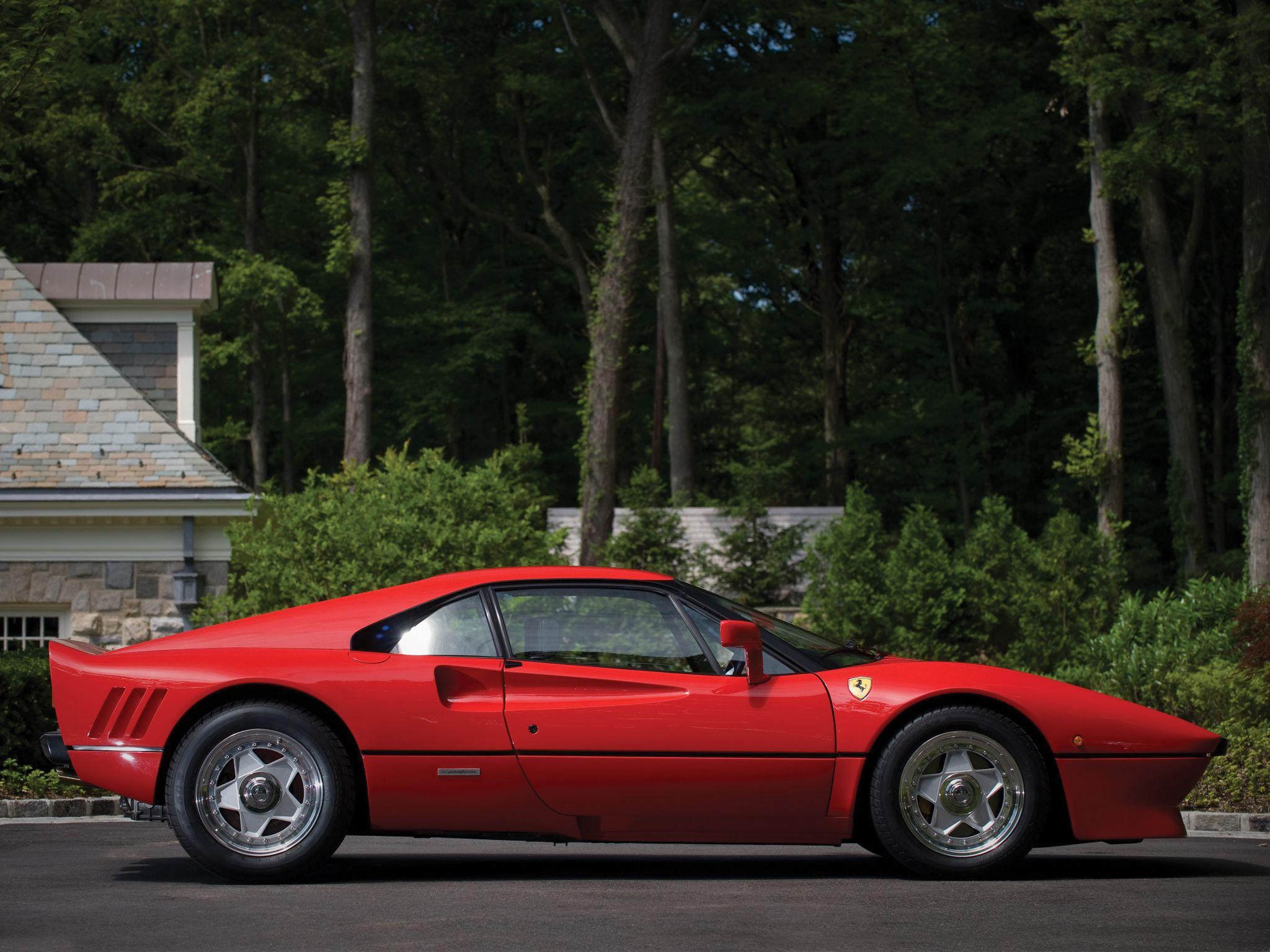 Ferrari 288 gto 1984 85