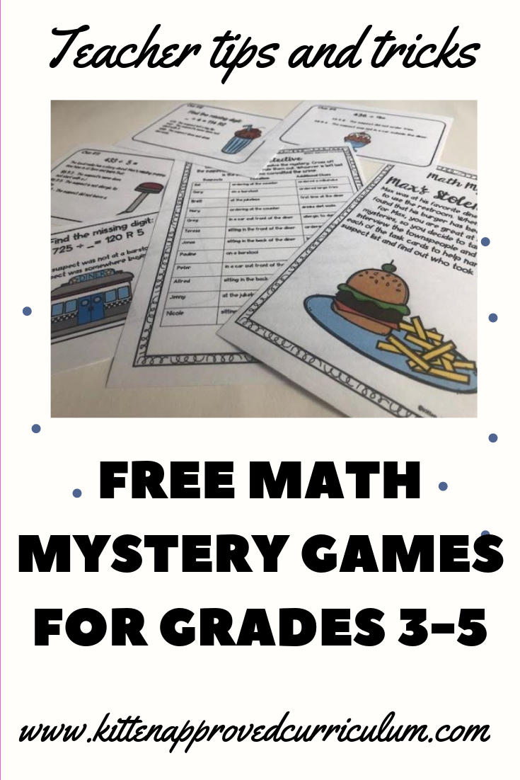 Math Strategies For Upper Elementary Students Free math