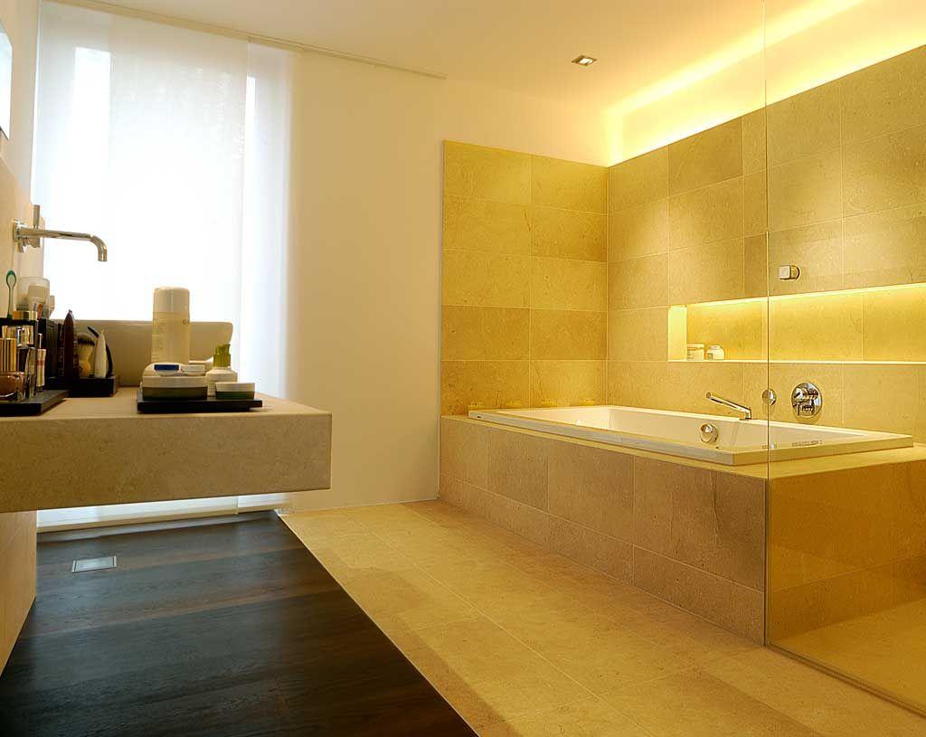 beleuchtung bad nische ber badewanne badezimmer pinterest beleuchtung nische und b der. Black Bedroom Furniture Sets. Home Design Ideas