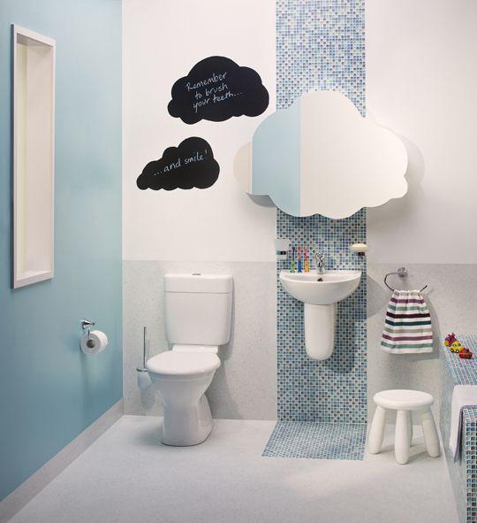 Contemporary Restroom Decor