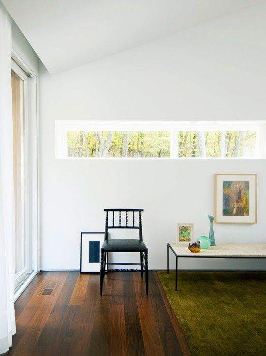 Rectangular Window Design Pictures Remodel Decor And Ideas Living Room Windows Home Eclectic Bedroom