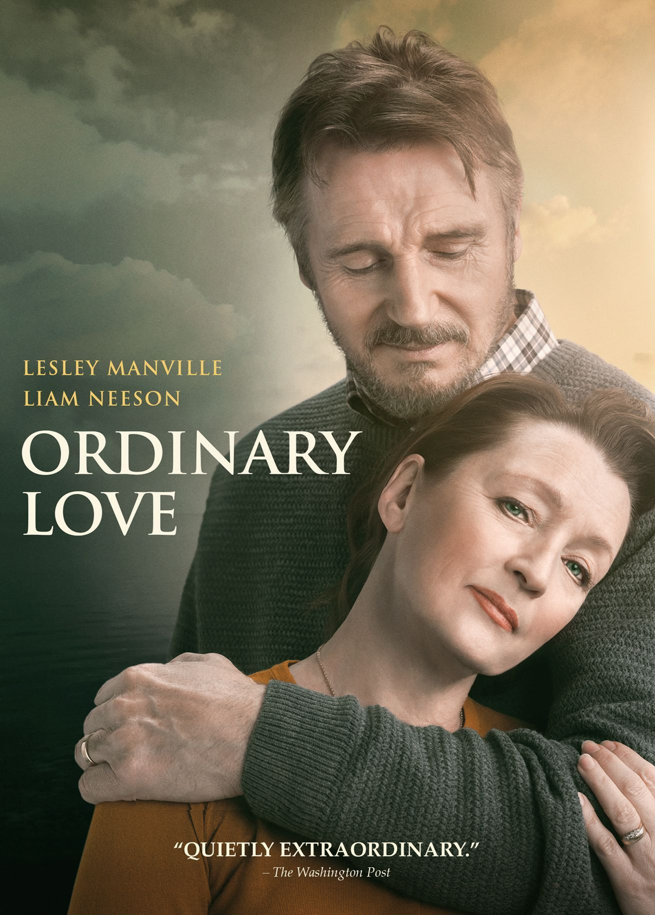 Ordinary Love Movie Poster Liam Neeson Love Movie Best Action Movies