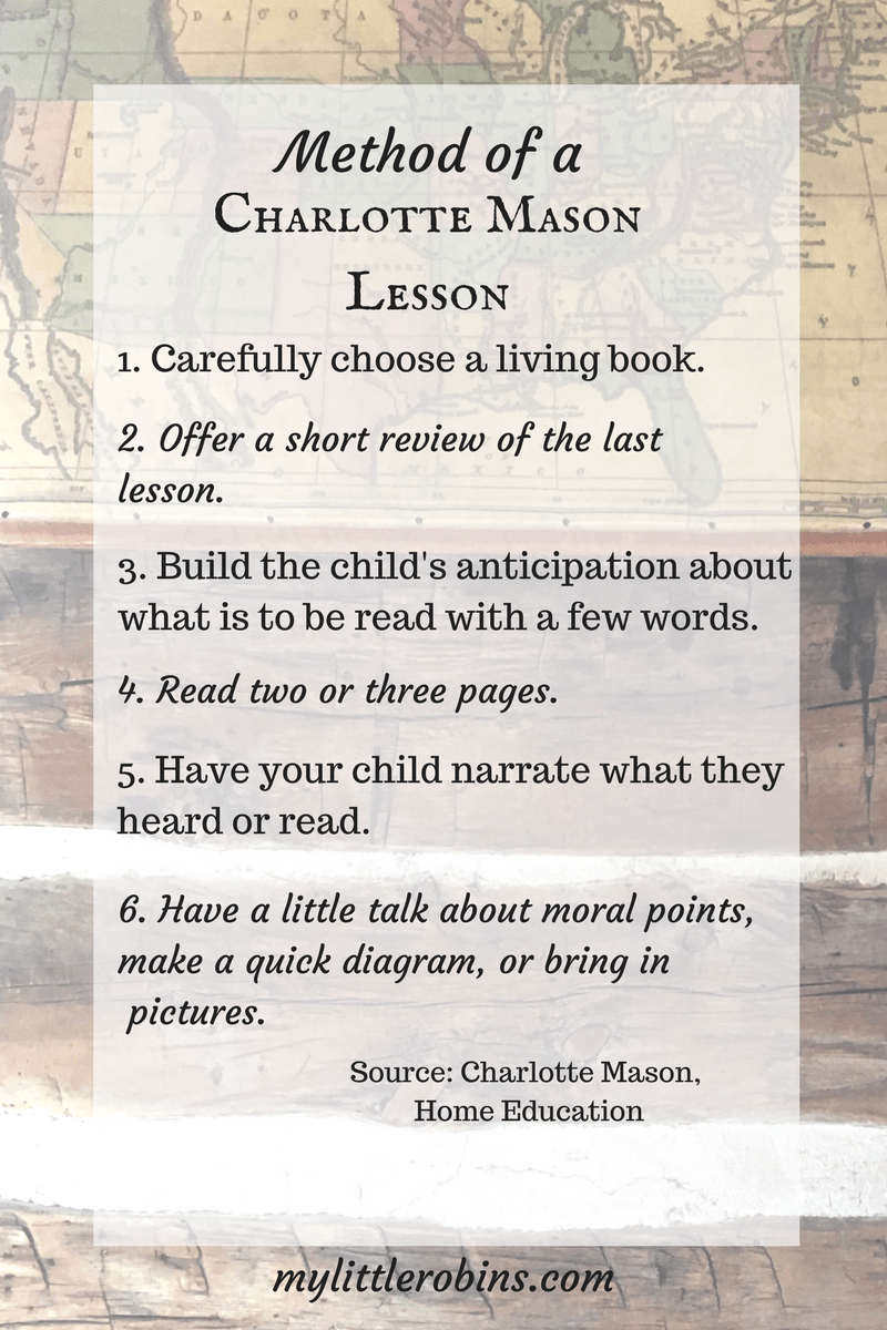 Charlotte Mason Quotes About Books