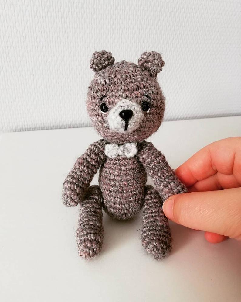 15 Crochet Teddy Bear Patterns | 993x794
