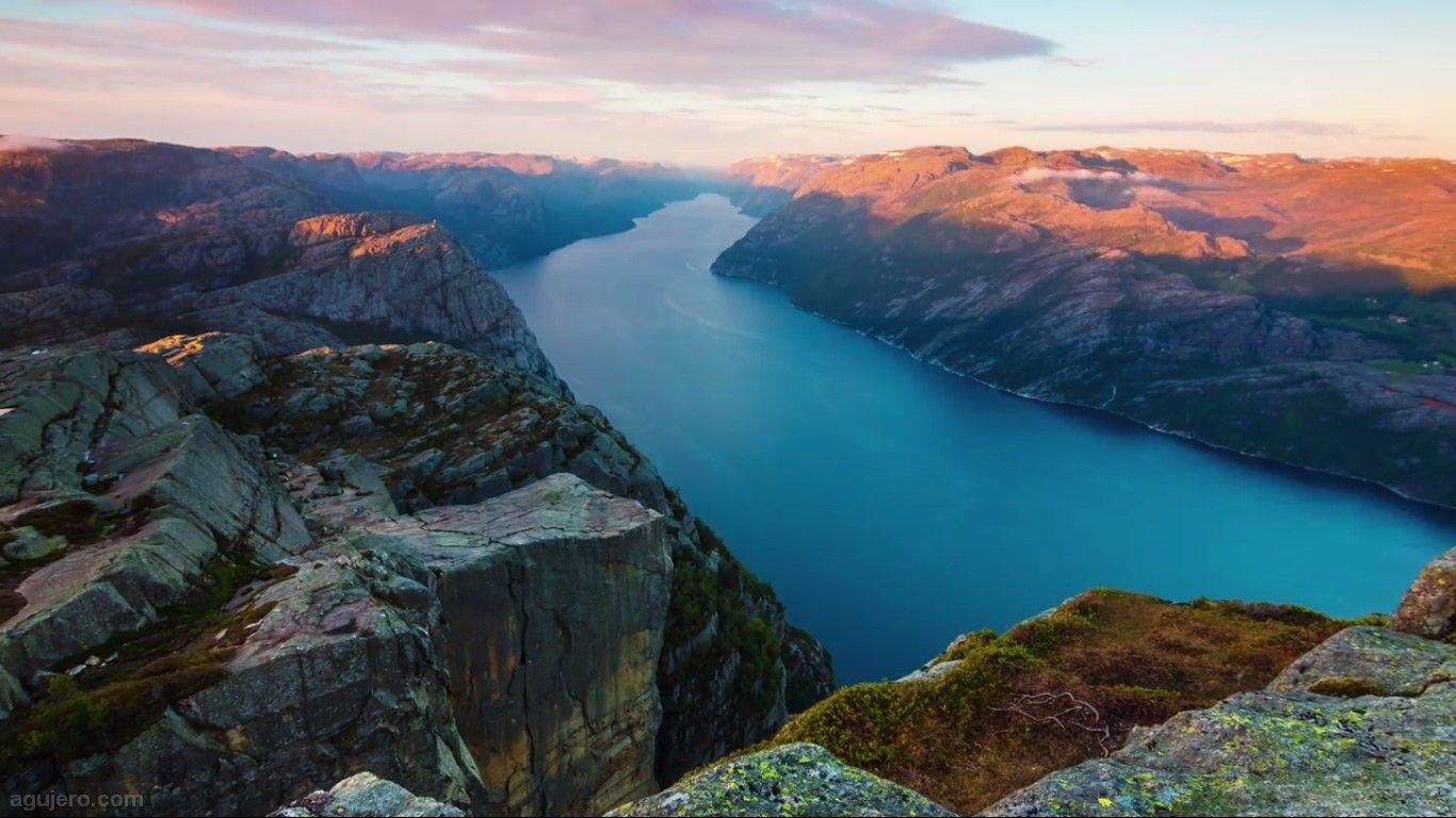 Noruega Time-lapse