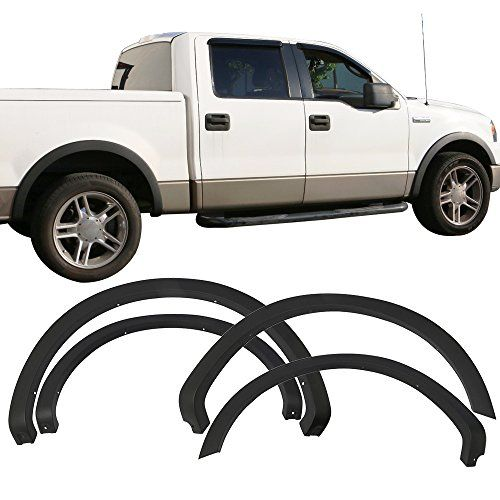 Fender Flares Fits 2004 2008 Ford F 150 Oem Factory Style